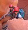 Canyoneering Couple